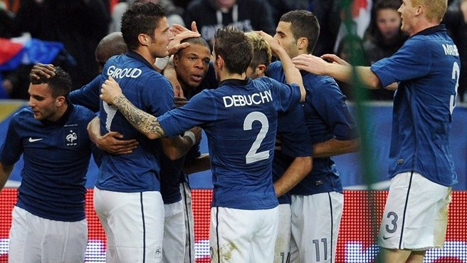 Rémy strikes as France extend unbeaten run