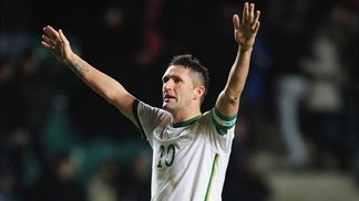 Ireland striker Keane loaned to Aston Villa