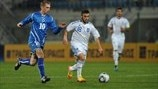 Srdjan Grahovac (Bosnia and Herzegovina) & Giannis Fetfatzidis (Greece)