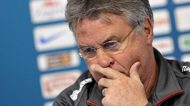 Guus Hiddink (Turkey)