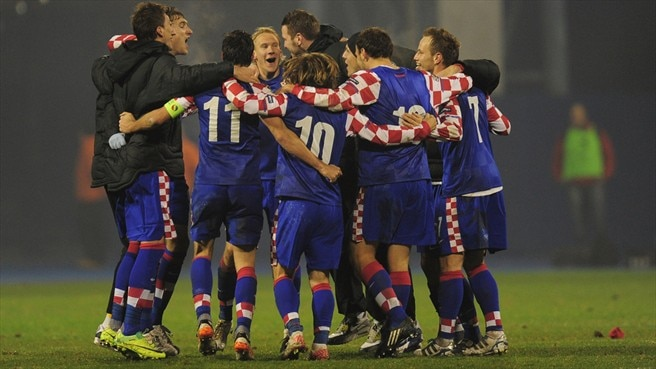 Modrić satisfied by Croatia's worthy cause