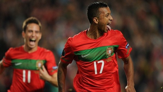 Nani, Pepe aim to make experience count