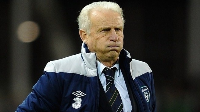 Trapattoni stays true to Republic of Ireland regulars