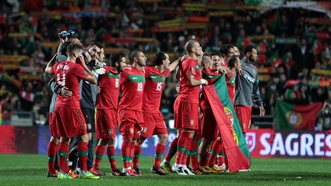 Portugal heroes thrilled to be in finals
