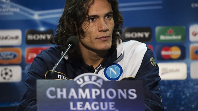 Cavani out to repay Napoli in City showdown