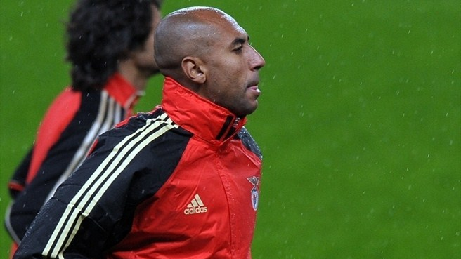 Benfica's Luisão and Witsel eye Zenit win