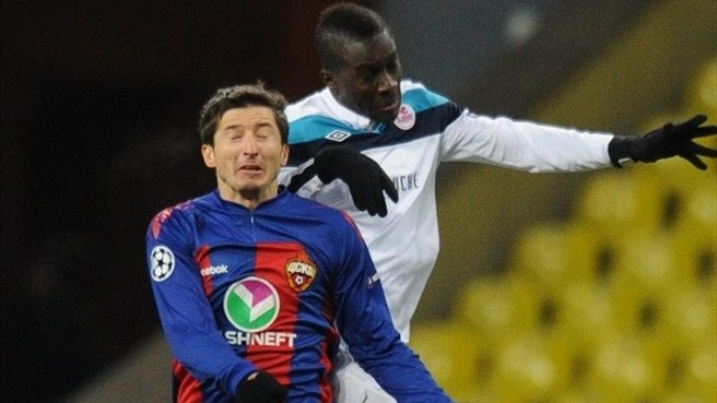 Sow puts the seal on Lille's CSKA success