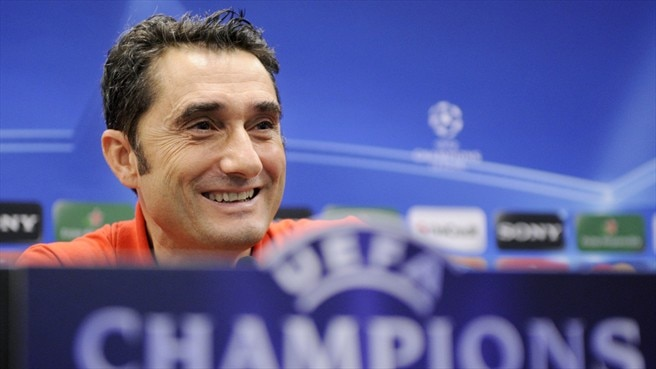 Valverde acclaims Athletic's European achievement