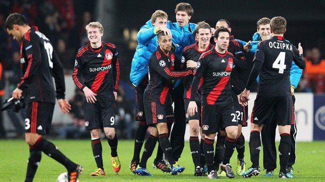 Leverkusen's determination delights Dutt
