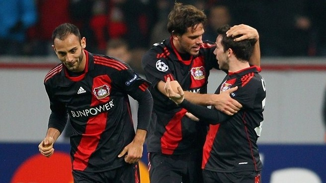 Leverkusen stun Chelsea to progress