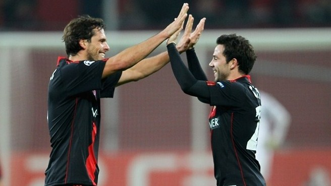 Leverkusen focus on finishing first with Genk win