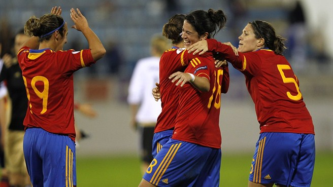 Spain 'honoured' to end Germany run