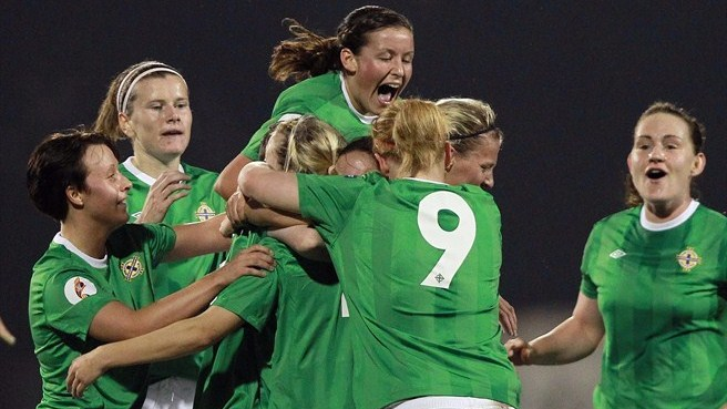 'Anything possible' for young Northern Ireland