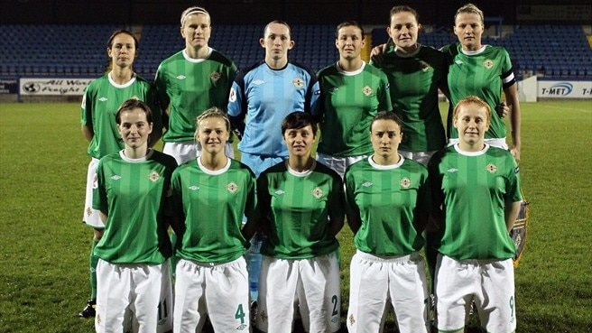 Northern Ireland lineup