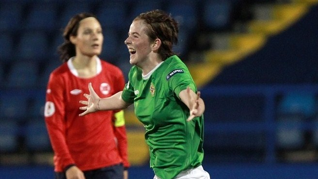 Kirsty McGuinness (Northern Ireland)