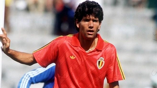 Scifo helps Belgium to overcome Yugoslavia