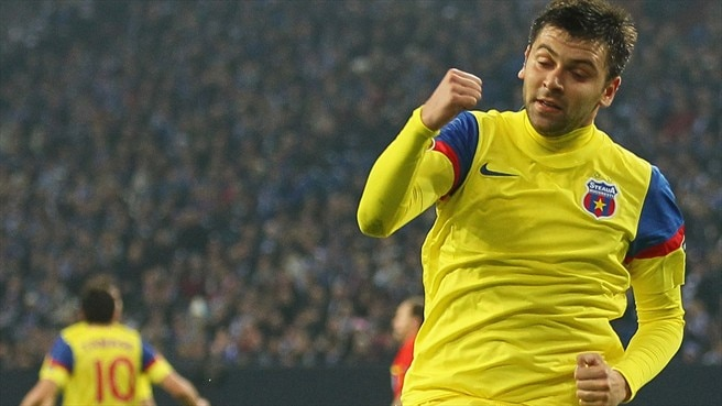 Steaua and AEK Larnaca go head to head