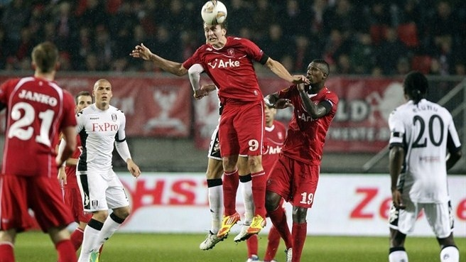 Fulham falter as Twente sew up Group K