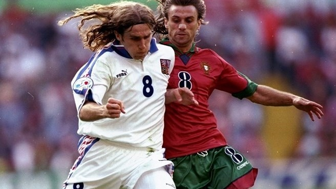Czechs bid for '96 revival in Portugal reunion