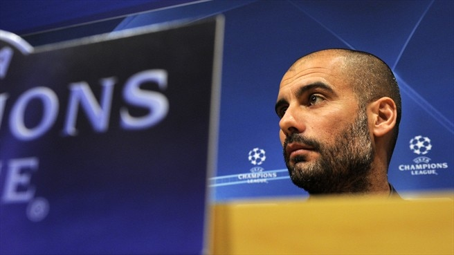 Press conference: Josep Guardiola (Barcelona)