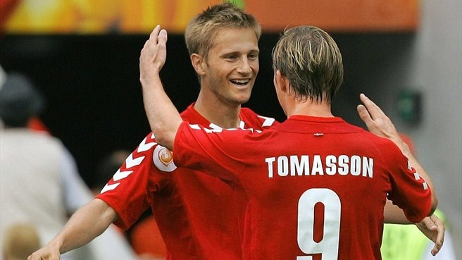 Denmark delight after Bulgaria win