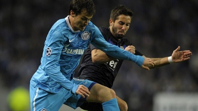 Match facts: Zenit v Benfica