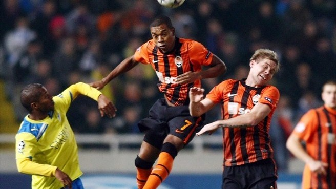 Impressive Shakhtar sign off with APOEL victory