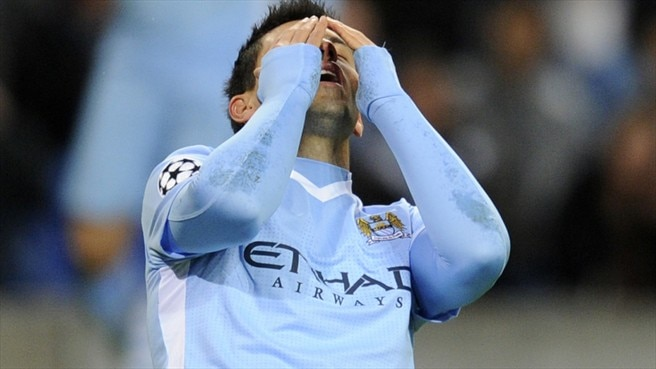 Man. City - Bayern reaction