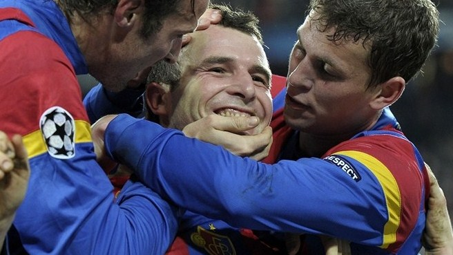 Faith pays off as Frei's Basel sink United