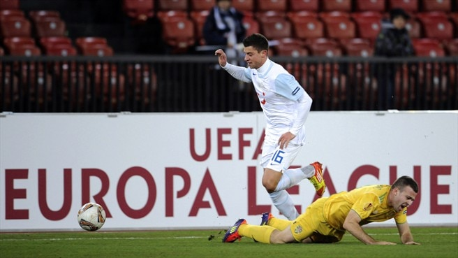 Vaslui dreams shattered by committed Zürich