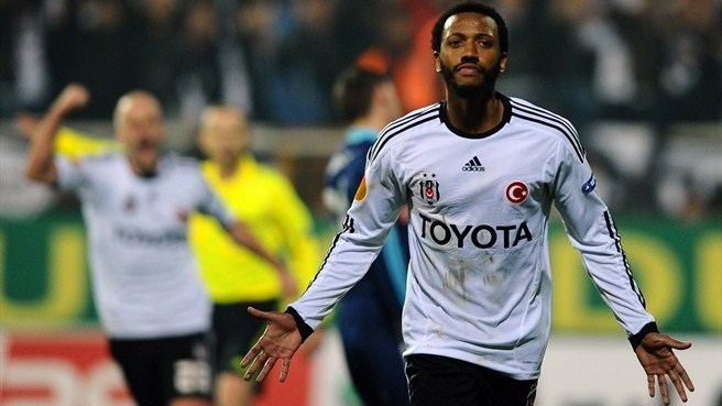 Beşiktaş win Group E with Stoke scalp