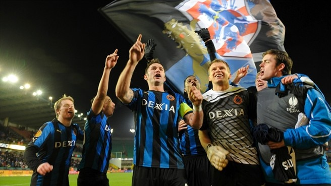 Hoefkens happy with Brugge lift