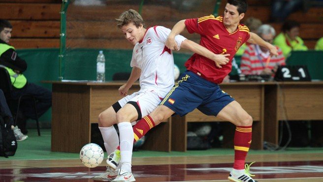 Fledglings Norway among futsal aristocracy