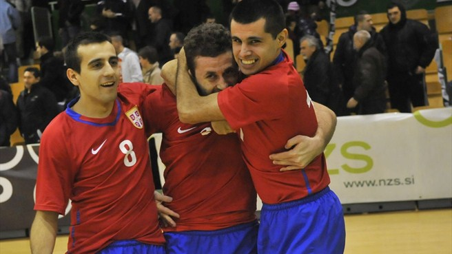Kovačević hopes for Serbia surprise