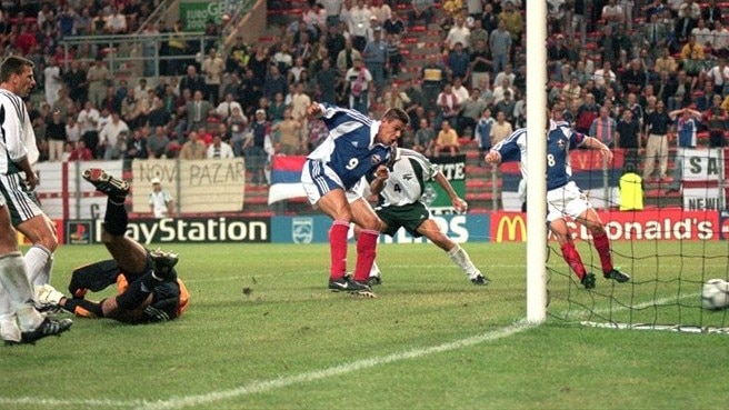 Milošević stars as Yugoslavia beat the odds