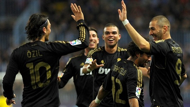 Cup progress for Madrid, Marseille and Lazio
