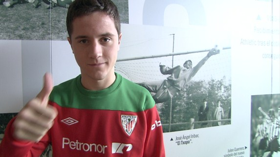 Herrera's pride in Athletic's local speciality