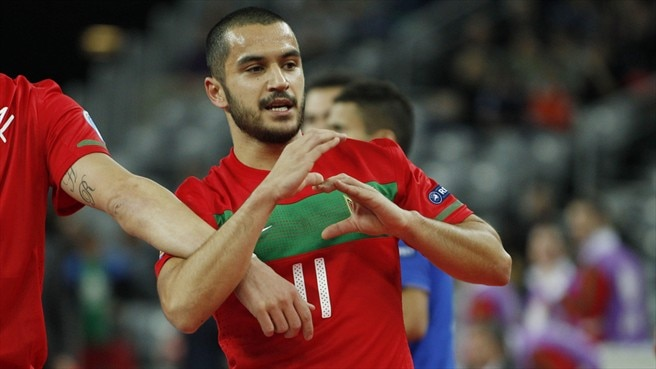 Positive Portugal win Azerbaijan rematch