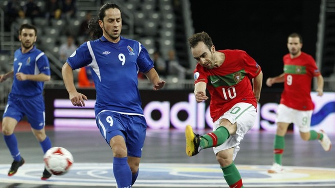 Portugal enjoy 'perfect' defeat of Azerbaijan
