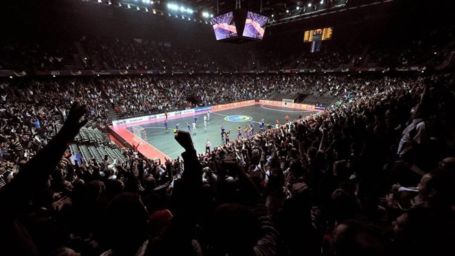Futsal EURO quarter-finals set