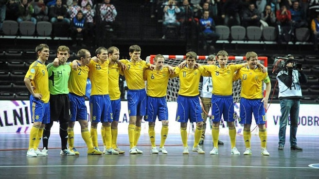 Ukraine dejection