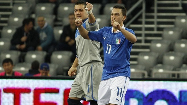 Italy edge out Portugal in quarter-final