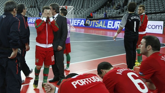 Ricardinho: Portugal will be back