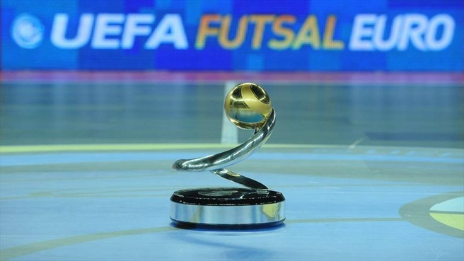 Futsal EURO finals draw on 4 October