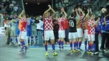 Croatia dejection