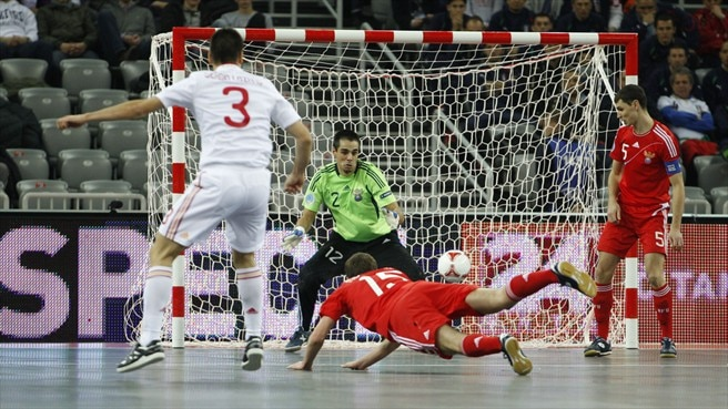 Futsal World Cup play-offs begin