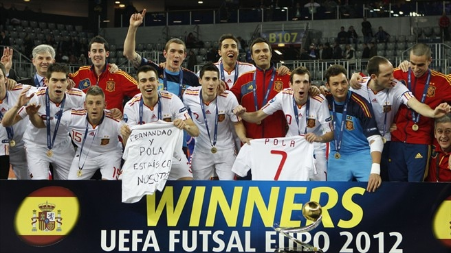 Schedule for UEFA Futsal EURO 2014 set
