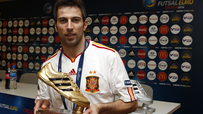 Torras of Spain wins adidas Golden Boot