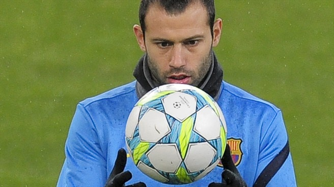 Mascherano gets enhanced Barcelona terms