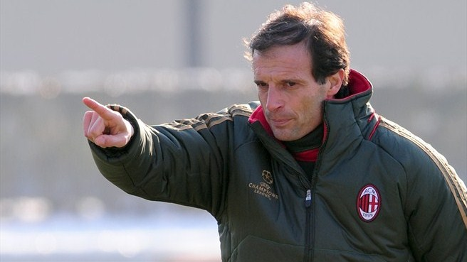 Allegri urges Milan caution against Arsenal